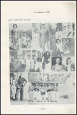 1945 Albuquerque High School Yearbook Page 134 & 135