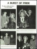 1990 West Lincoln High School Yearbook Page 16 & 17