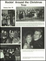 1990 West Lincoln High School Yearbook Page 18 & 19
