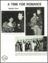 1990 West Lincoln High School Yearbook Page 20 & 21