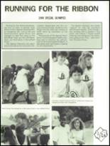 1990 West Lincoln High School Yearbook Page 30 & 31