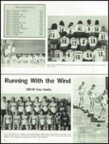 1990 West Lincoln High School Yearbook Page 42 & 43