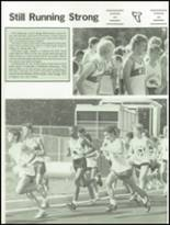 1990 West Lincoln High School Yearbook Page 44 & 45