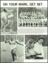 1990 West Lincoln High School Yearbook Page 70 & 71