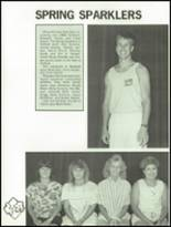 1990 West Lincoln High School Yearbook Page 74 & 75