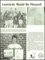 1990 West Lincoln High School Yearbook Page 86 & 87