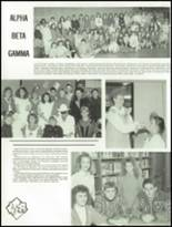 1990 West Lincoln High School Yearbook Page 92 & 93