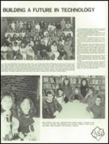 1990 West Lincoln High School Yearbook Page 100 & 101