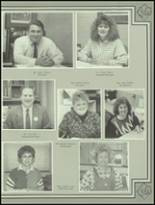 1990 West Lincoln High School Yearbook Page 108 & 109