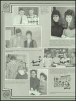 1990 West Lincoln High School Yearbook Page 112 & 113