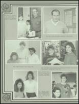 1990 West Lincoln High School Yearbook Page 116 & 117
