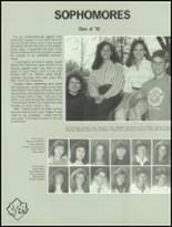 1990 West Lincoln High School Yearbook Page 124 & 125