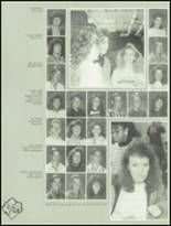 1990 West Lincoln High School Yearbook Page 128 & 129