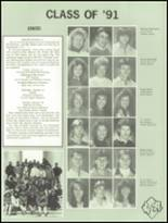 1990 West Lincoln High School Yearbook Page 132 & 133
