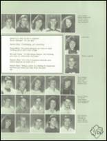 1990 West Lincoln High School Yearbook Page 136 & 137