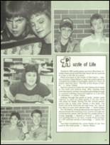 1990 West Lincoln High School Yearbook Page 140 & 141
