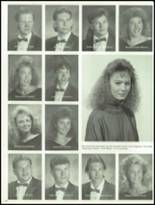 1990 West Lincoln High School Yearbook Page 144 & 145