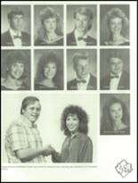1990 West Lincoln High School Yearbook Page 148 & 149