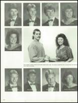 1990 West Lincoln High School Yearbook Page 156 & 157