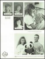 1990 West Lincoln High School Yearbook Page 158 & 159