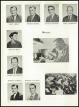 1958 Garden City High School Yearbook Page 24 & 25