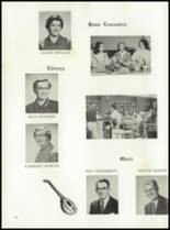 1958 Garden City High School Yearbook Page 28 & 29