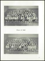 1958 Garden City High School Yearbook Page 32 & 33