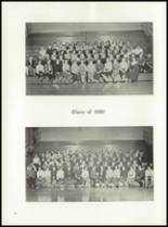 1958 Garden City High School Yearbook Page 34 & 35