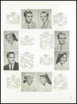1958 Garden City High School Yearbook Page 42 & 43