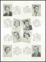 1958 Garden City High School Yearbook Page 48 & 49
