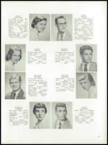 1958 Garden City High School Yearbook Page 50 & 51