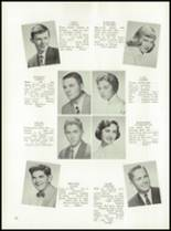 1958 Garden City High School Yearbook Page 52 & 53