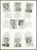1958 Garden City High School Yearbook Page 54 & 55