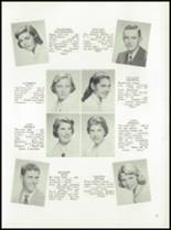 1958 Garden City High School Yearbook Page 60 & 61