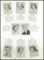 1958 Garden City High School Yearbook Page 62 & 63