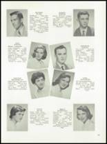 1958 Garden City High School Yearbook Page 64 & 65