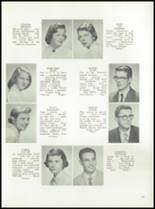 1958 Garden City High School Yearbook Page 66 & 67