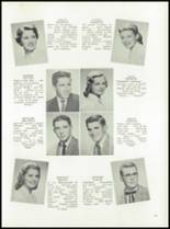 1958 Garden City High School Yearbook Page 68 & 69