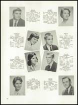 1958 Garden City High School Yearbook Page 72 & 73