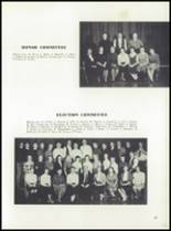 1958 Garden City High School Yearbook Page 92 & 93
