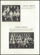 1958 Garden City High School Yearbook Page 96 & 97