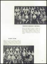 1958 Garden City High School Yearbook Page 104 & 105
