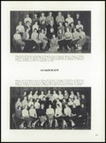 1958 Garden City High School Yearbook Page 106 & 107