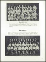 1958 Garden City High School Yearbook Page 116 & 117