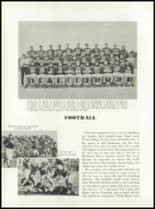 1958 Garden City High School Yearbook Page 122 & 123