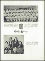 1958 Garden City High School Yearbook Page 142 & 143