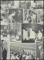 1958 Garden City High School Yearbook Page 154 & 155