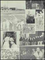 1958 Garden City High School Yearbook Page 156 & 157