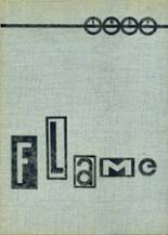 1957 Yearbook Fremont High School