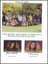 2001 Minto High School Yearbook Page 20 & 21